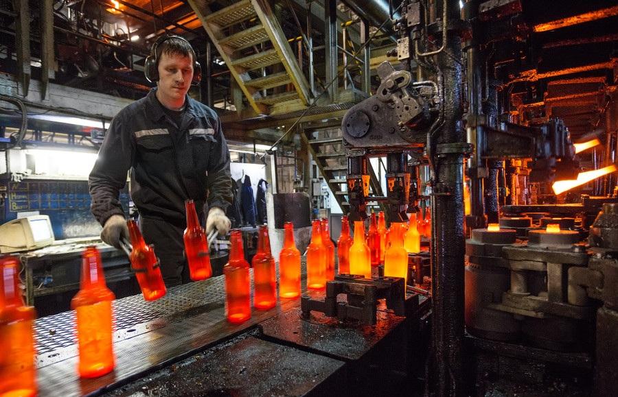 Cung cấp suất ăn cho nhà máy sản xuất chai thủy tinh