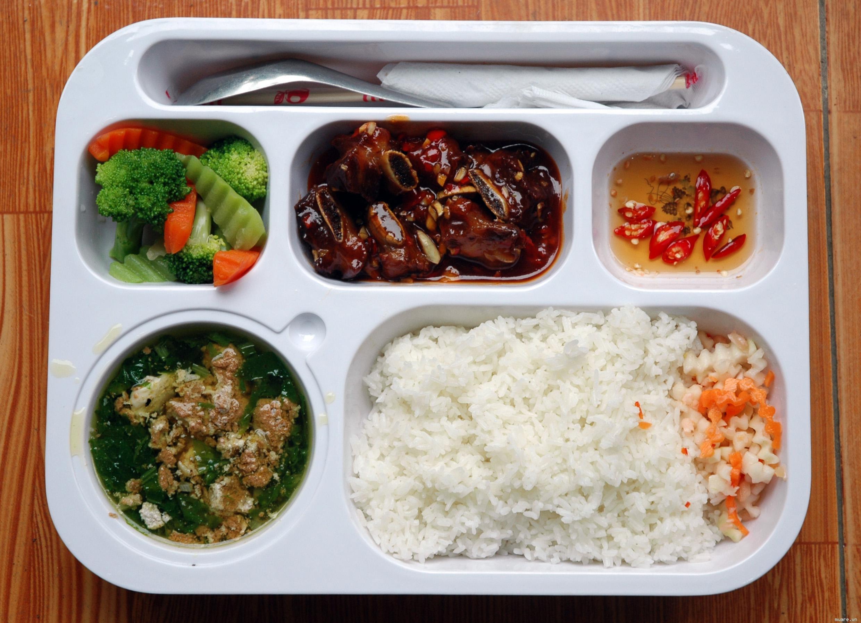 Cung Cấp Suất Ăn Cho Công Ty Bao Bì