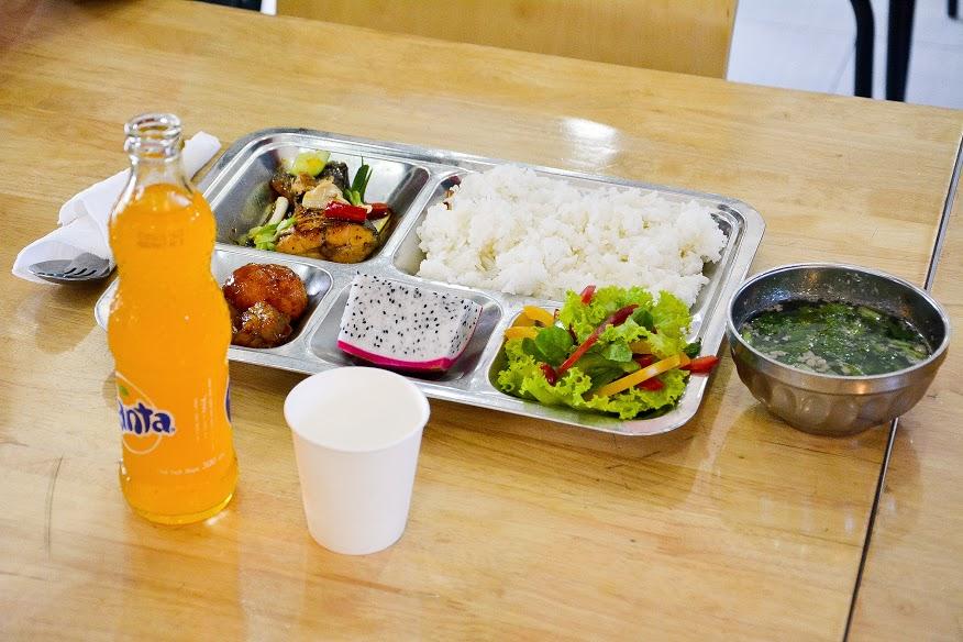 Cung Cấp Suất Ăn Cho Công Ty Xây Dựng